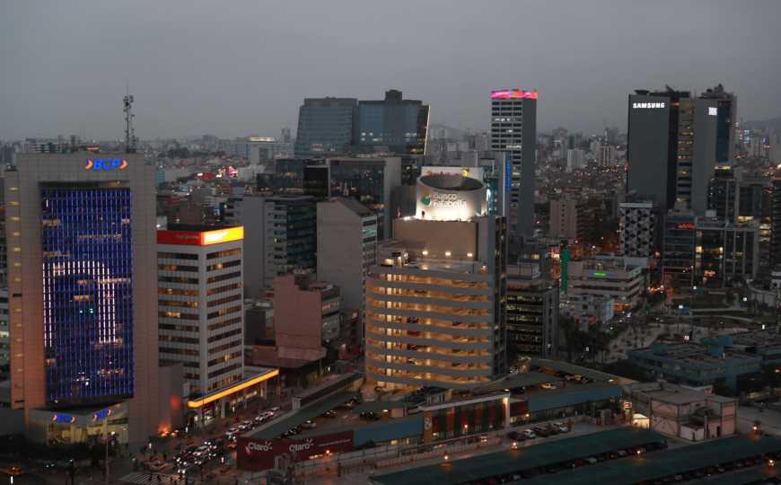Perú prepara el mayor plan de estimulo de América Latina contra el Covid-19