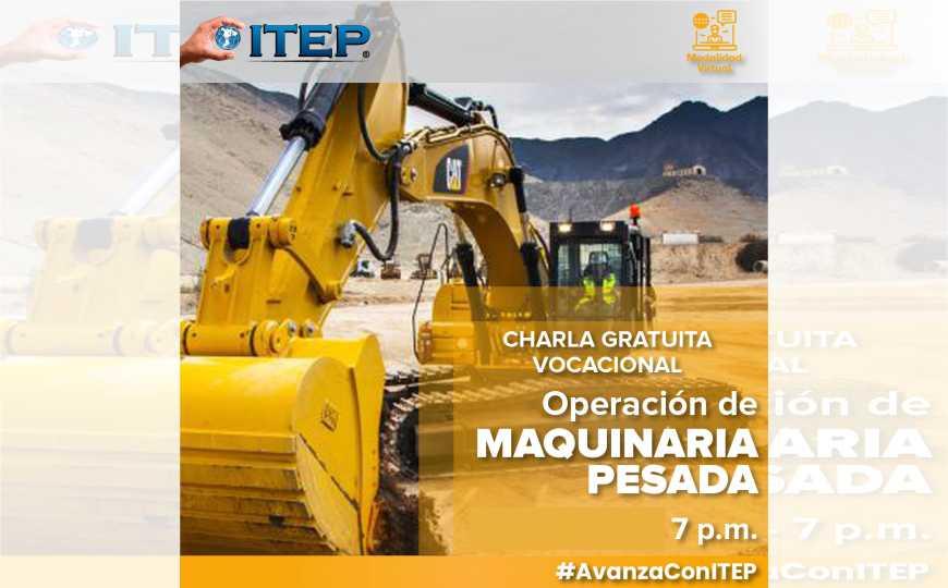 Operación de Maquinaria Pesada: una carrera para dominar a los gigantes mineros