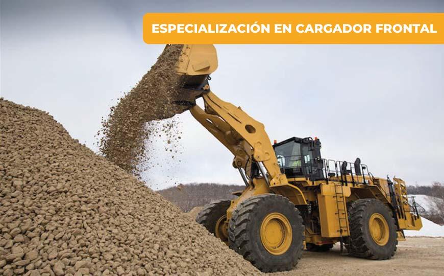 OPERACIÓN DE CARGADOR FRONTAL