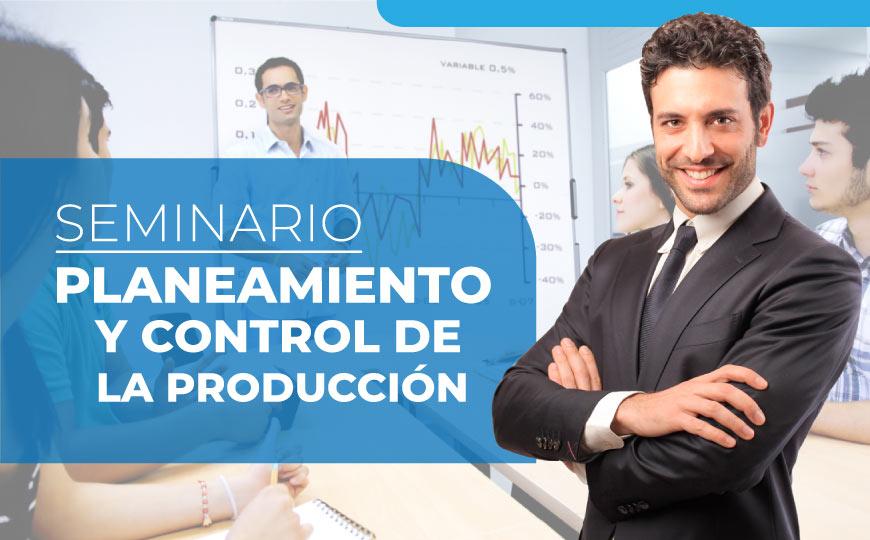Planeamiento y control de la producción