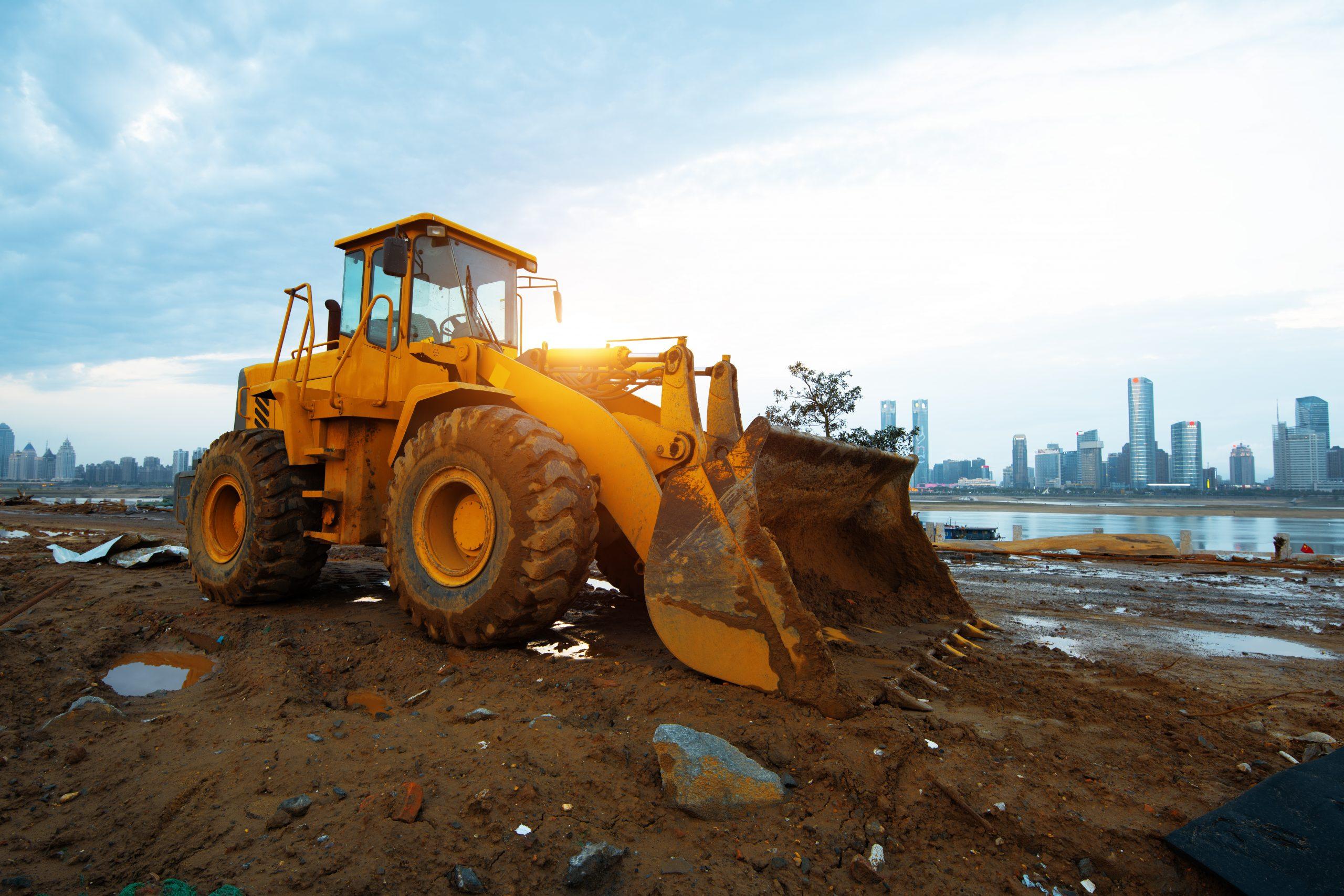 4 tipos de mantenimiento de maquinaria pesada